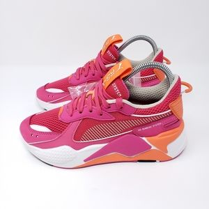 NEW Puma RS-X Toys Fuchsia Sneakers